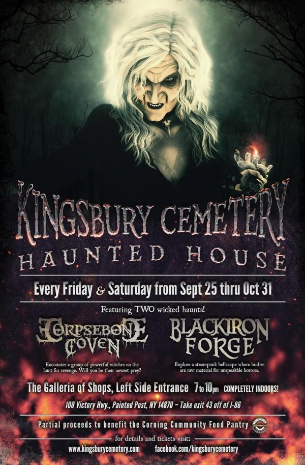 Kingsbury Cemetery 2015 poster