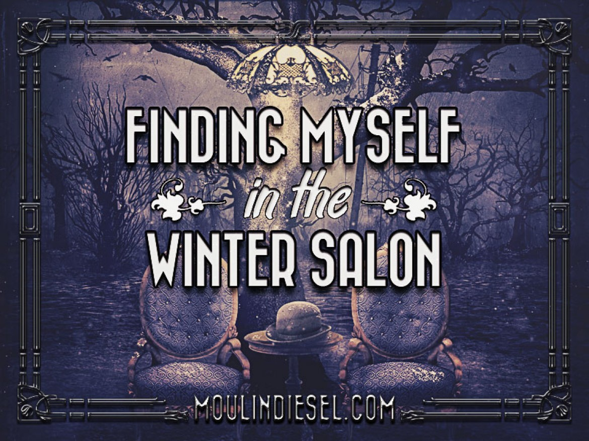 Finding Myself in the Winter Salon